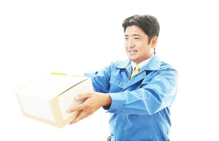 宅配サービスのイメージ画像