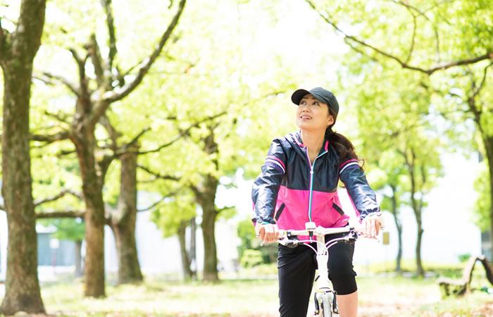 リサイクル自転車のイメージ画像